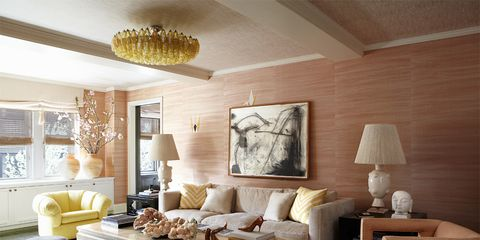 Celebrity Living Rooms - Celebrity Home Decor