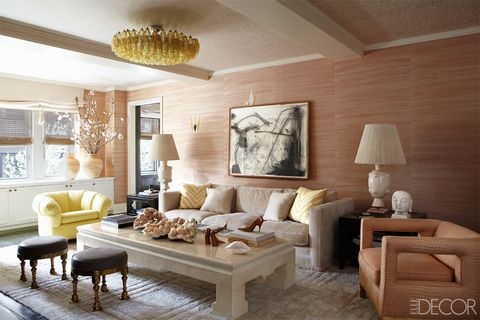 Cameron Diaz Manhattan Home Kelly Wearstler Celebrity House Interiors