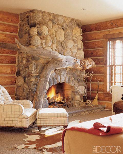 21 Unique Fireplace Mantel Ideas