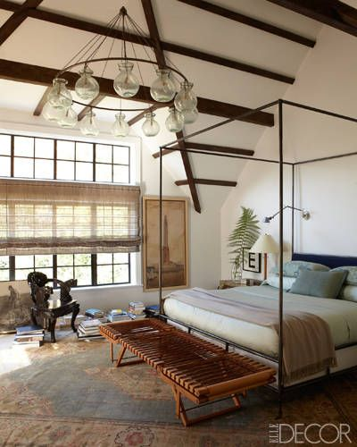 A Master Bedroom In Hollywood