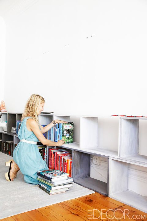 Room, Floor, Flooring, Interior design, Shelf, Wood flooring, Shelving, Home, Laminate flooring, Bookcase,