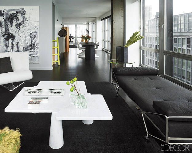 20 black room design ideas - decorating with black