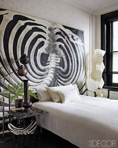 Black And White Decor - Designing With Black And White
