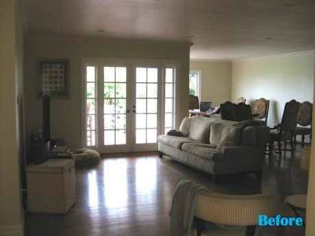 BEFORE/AFTER: A TV Star's Surprisingly Affordable Home Makeover