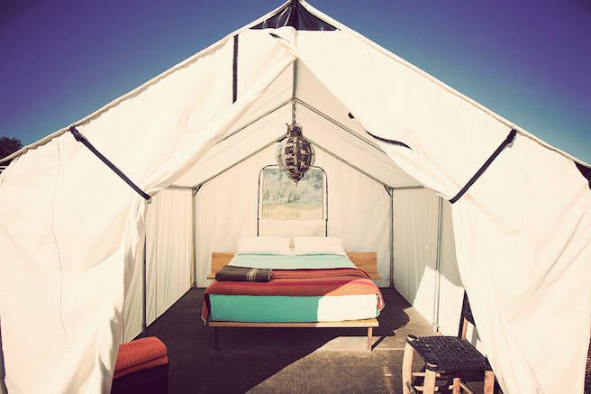 Adult Summer Camps - Glamping Resorts