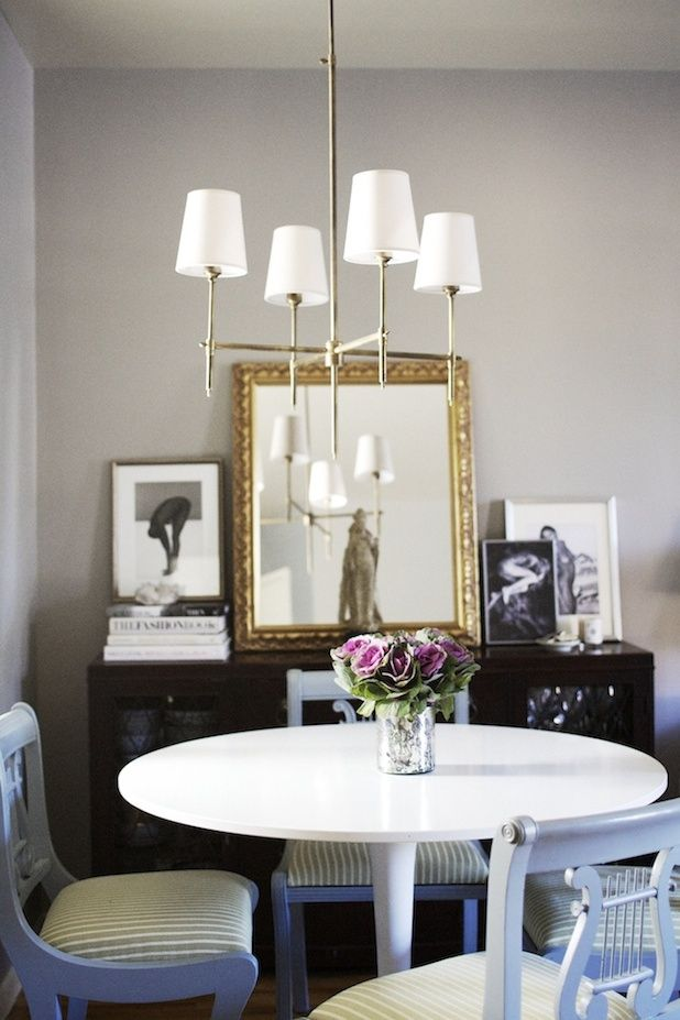 Why One Blogger Redecorated Her Already Fabulous Living/Dining Room
