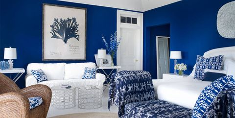 50 Blue Room Decorating Ideas How To Use Blue Wall Paint Decor,Home Is Where The Heart Is Clipart