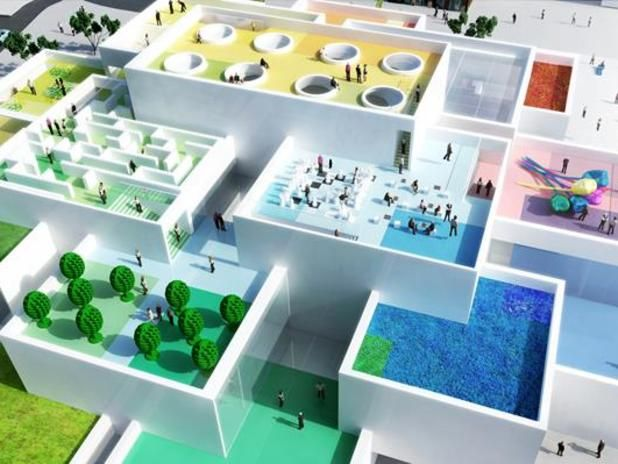 Lego Visitor Center Breaks Ground, and You Can Build a Model at Home