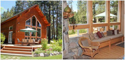 lake tahoe cabin