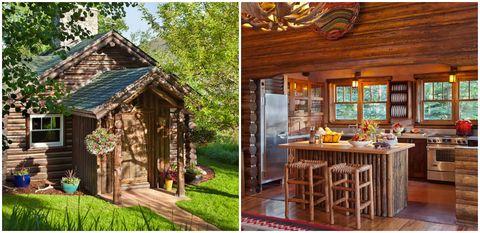 jackson hole wyoming cabin