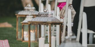 How Home Decor Can Double As Wedding Decor