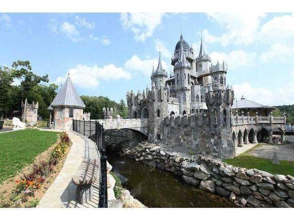 Take A Tour Of The Enchanting Castle That Just Hit The Market