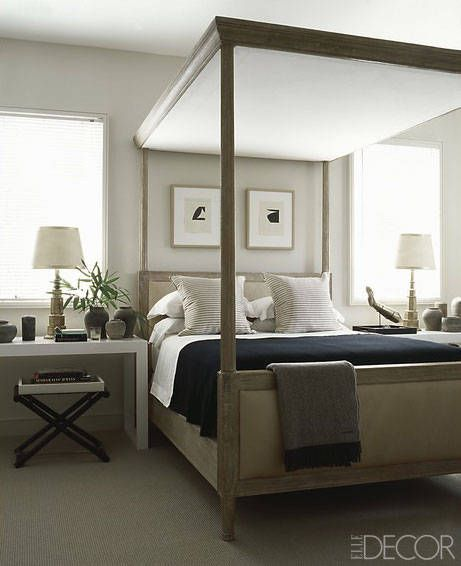 & 25 Canopy Bed Ideas - Modern Canopy Beds and Frames