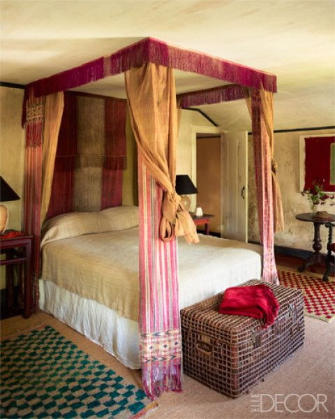 Michael Trapp Connecticut Home, Michael Kors Bedding Sumatra Comforter Sets
