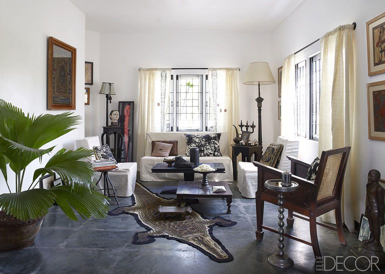 Jean-Francois Lesage India Apartment