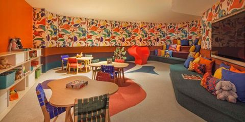 Lenny Kravitz Interiors at the Paramount Bay