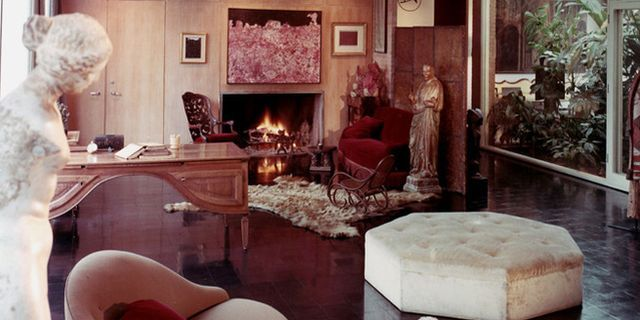 Charles James Interior Designer The Menil Home