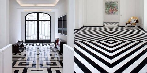 How To Paint A Wood Floor Painting Wooden Floors