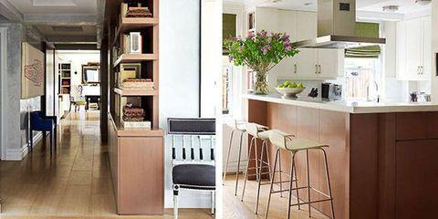 Wood, Room, Floor, Interior design, Flooring, Property, Furniture, Home, Major appliance, Ceiling,