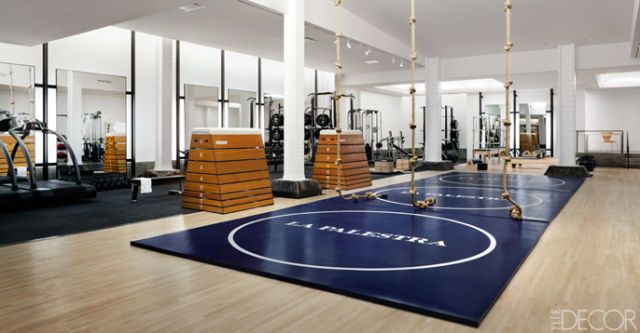 Home fitness room design pictures.