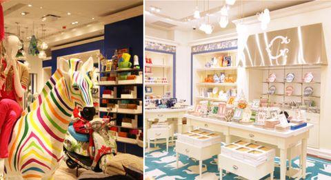 Lighting, Interior design, Room, Shelf, Ceiling, Shelving, Interior design, Light fixture, Stuffed toy, Cabinetry,