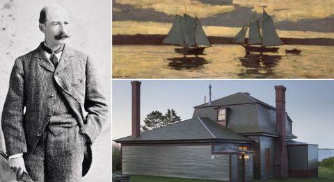 Winslow Homer's Studio