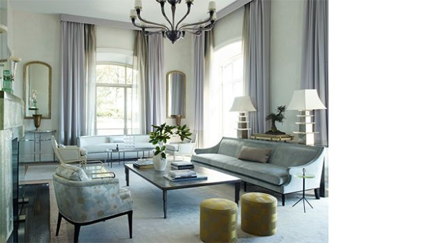 An Eye For Elegance: A New York City Apartment Designed By William Sofield