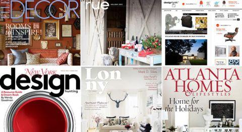 How To Get Published Inspiration Best Interior Design Websites 2012