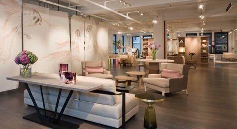 Interior design, Lighting, Room, Floor, Table, Furniture, Ceiling, Flooring, Couch, Interior design,