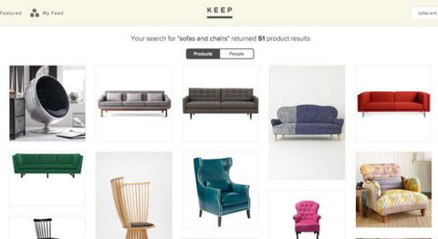 Social Shopping With Keep.com