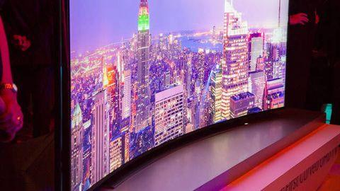 Display device, Magenta, Purple, Metropolitan area, Urban area, City, Tower, Tower block, Cityscape, Skyscraper,