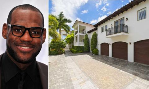 [UPDATED] LeBron James's Miami Mansion Sold For $13.4 Million