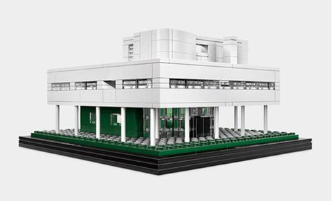 Architecture, Property, Facade, Commercial building, Line, Real estate, Scale model, Rectangle, Engineering, Home,