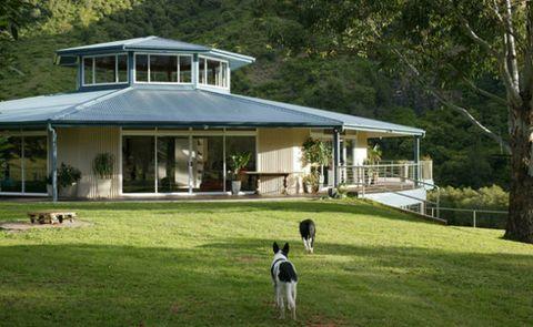 Everingham Rotating House Taree Australia