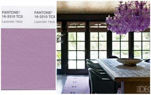 Architecture, Property, Purple, Floor, Lavender, Room, Interior design, Violet, Wall, Table,