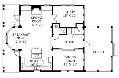 Full house floor plans malvernweather Images