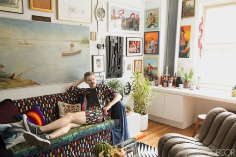 A Look Inside Adam Selman S Colorful And Quirky Apartment Rihanna