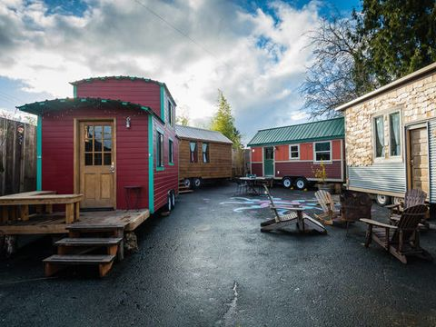 Wood, Window, Bench, House, Outdoor furniture, Door, Lumber, Roof, Cottage, Outdoor table,