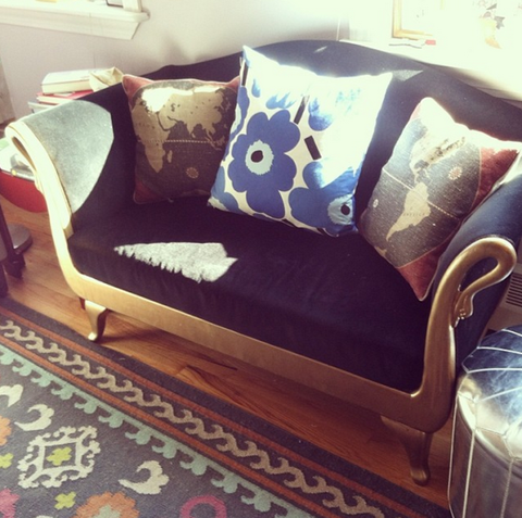 My Unlovable Loveseat: A Lesson In Function Over Form