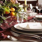 Serveware, Dishware, Table, Glass, Tableware, Stemware, Wine glass, Tablecloth, Barware, Linens,