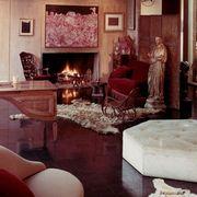 Lighting, Room, Wood, Interior design, Floor, Table, Furniture, Living room, Interior design, Home,
