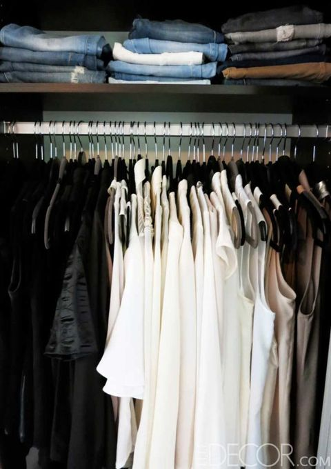 Room, Clothes hanger, Fashion, Grey, Closet, Collection, Shelving, Fashion design, Outlet store, Wardrobe,
