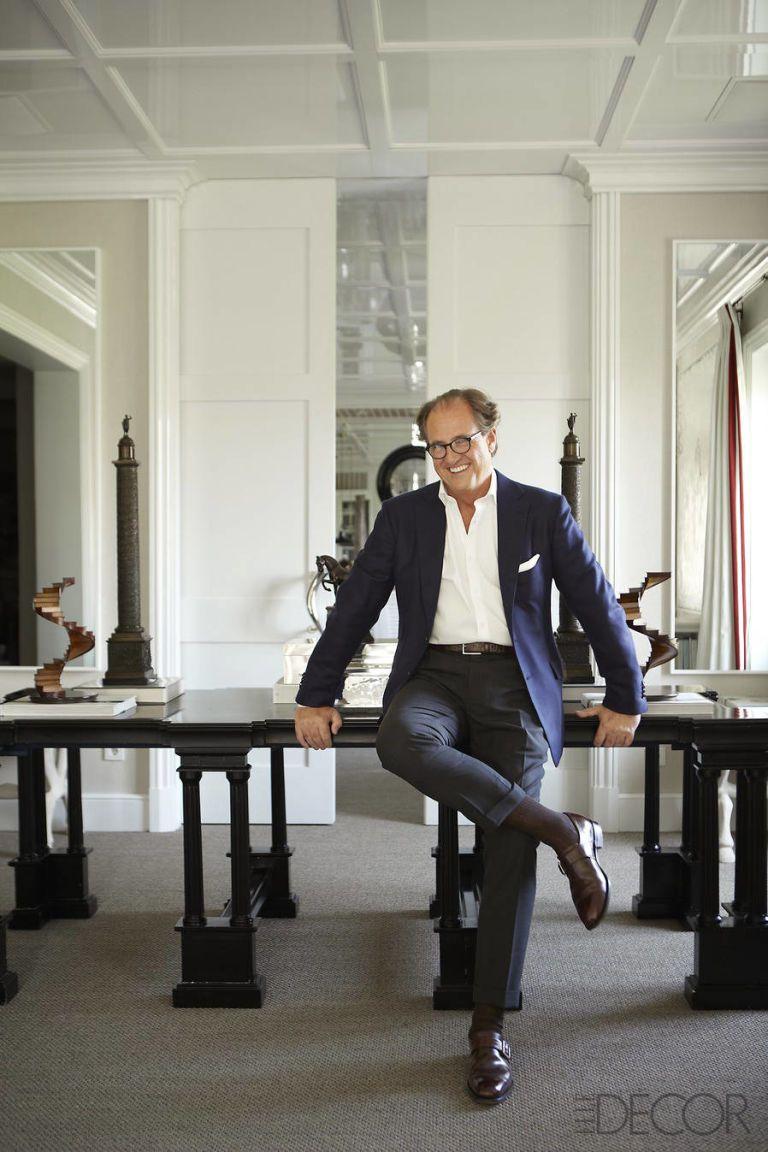 Madrid Apartment Design - Luis Bustamante Madrid Home