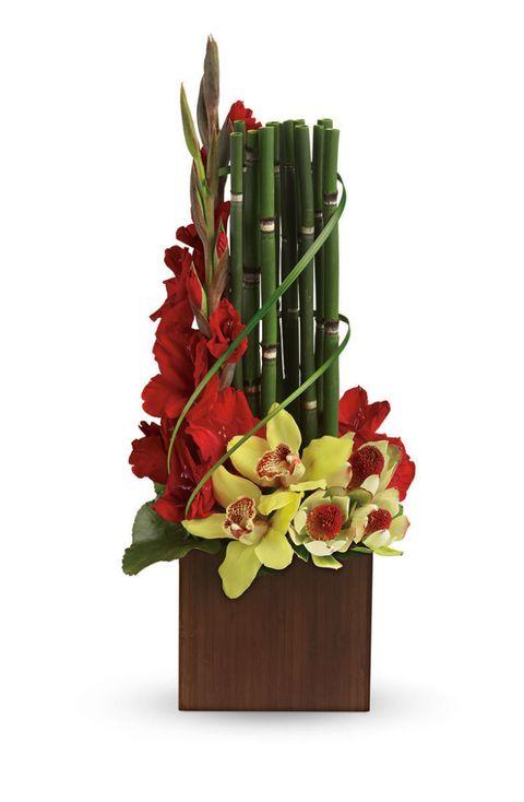 global influences flowers