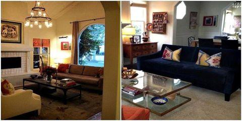 Room, Interior design, Lighting, Living room, Floor, Property, Home, Furniture, Wall, Table,