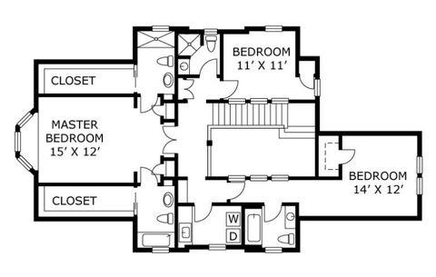 Full House-Floor Plans