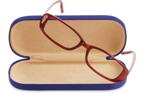 eyeglass case jewelry mp3 storage