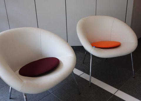 Red, Floor, Line, Interior design, Orange, Plastic, Grey, Gloss, Composite material, Material property,