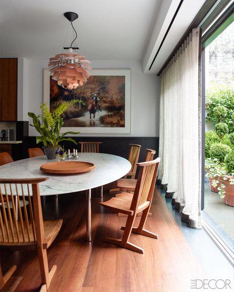 Wood, Floor, Room, Interior design, Flooring, Hardwood, Table, Furniture, Ceiling, Home,
