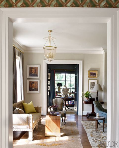 Wood, Interior design, Room, Furniture, Floor, Home, Ceiling, Flowerpot, Living room, Wall,